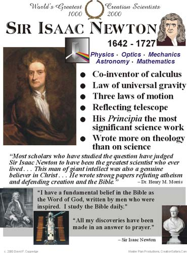 a biography of isaac newton the scientist Sir isaac newton: isaac newton the first occasion on which a scientist was so honoured newton ruled the royal society magisterially biography of newton isaac.