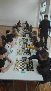 IV Torneo de Educajedrez, en el Colegio Montepinar.